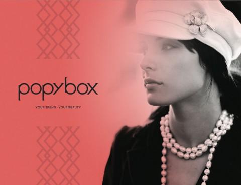 PopyBox – Subscrição online de produtos de beleza