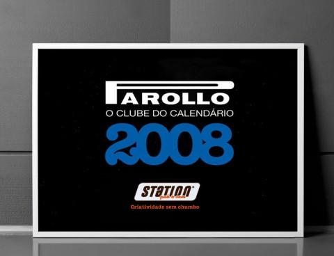 Parollo – O clube do Calendário 2008