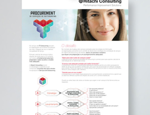 Hitachi Consulting Flyers